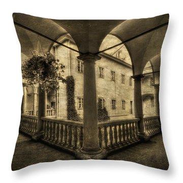 Set Me Free Throw Pillow by Evelina Kremsdorf