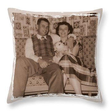 Shutter Bug Throw Pillow by Shannon Story