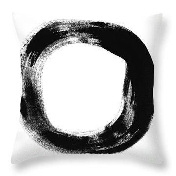 Simplicity Throw Pillow by Linda Woods