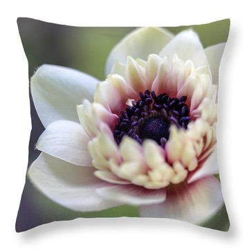 Spring Center Throw Pillow by Caitlyn  Grasso