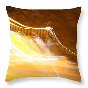 Stairway To Heaven Throw Pillow by Kume Bryant