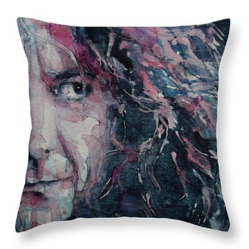 Stairway To Heaven Throw Pillow by Paul Lovering
