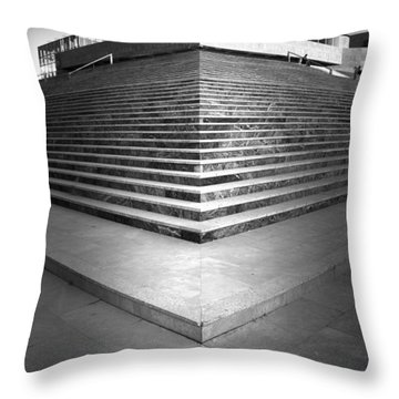 Stairways To Heaven Throw Pillow by Guido Montanes Castillo