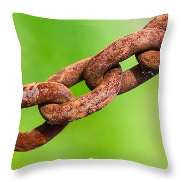 Summer Breeze - Featured 2 Throw Pillow by Alexander Senin
