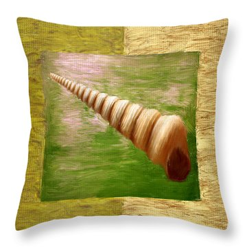 Summer Dreamin' Throw Pillow by Lourry Legarde