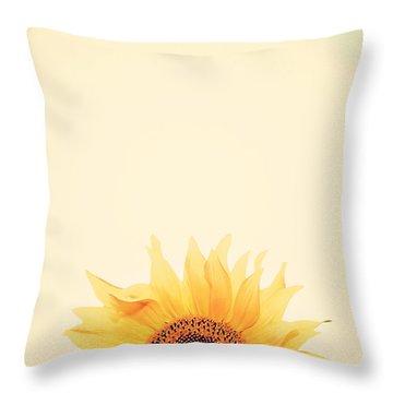 Sunrise Throw Pillow by Carrie Ann Grippo-Pike