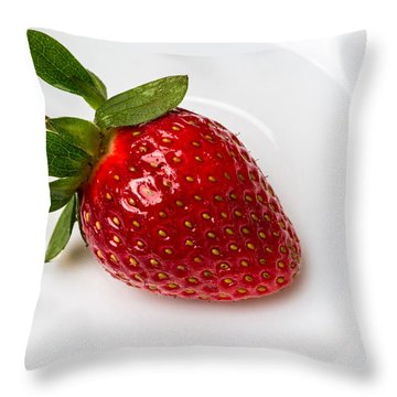Take My Heart Throw Pillow by Alexander Senin