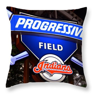 Team Spirit Throw Pillow by Frozen in Time Fine Art Photography