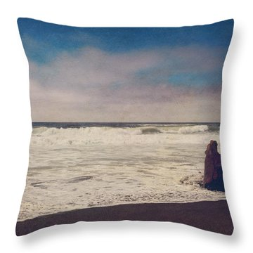 That Dirty Game Recaptures Me Throw Pillow by Laurie Search