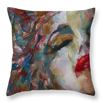 The Last Chapter Throw Pillow by Paul Lovering