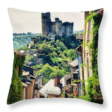 Throw Pillow featuring the photograph The Real Taste Of France by Thierry Bouriat