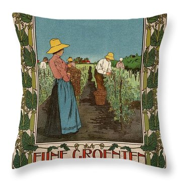 The Sun Throw Pillow by Gianfranco Weiss