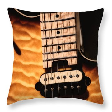 The Wolfgang  Throw Pillow by Karol Livote