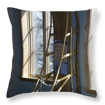 Transportation Throw Pillow by Tara Lynn