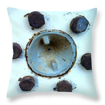 Twilight Throw Pillow by Marlene Burns