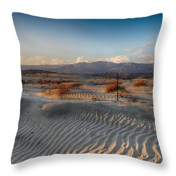 Unspoken Throw Pillow by Laurie Search