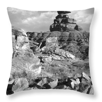Utah Outback 38 Throw Pillow by Mike McGlothlen