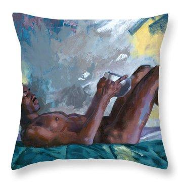 Waipio Gentry 10 Throw Pillow by Douglas Simonson
