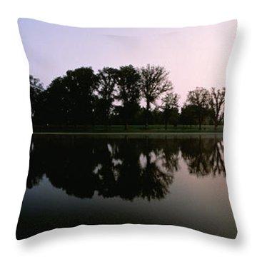 Washington Dc Throw Pillow by Panoramic Images