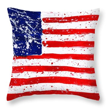 We Are All In This Together Throw Pillow by Phil Strang