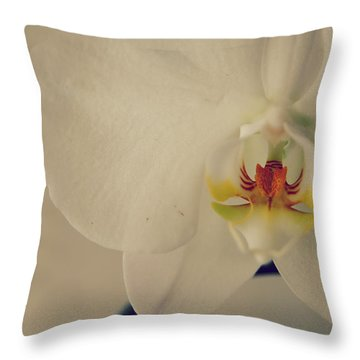 What Love Felt Like Throw Pillow by Laurie Search