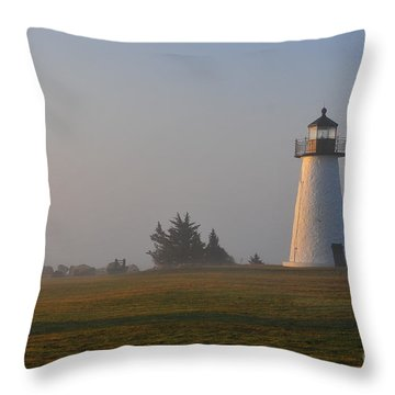 Where Peace Belongs Throw Pillow by Catherine Reusch  Daley