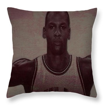 Wings Throw Pillow by Brian Reaves