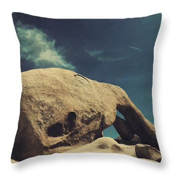 Worlds Away Throw Pillow by Laurie Search