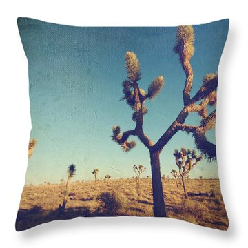 Yes I'm Still Running Throw Pillow by Laurie Search