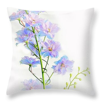 Early Summer  Throw Pillow by Elaine Manley