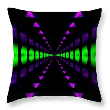 Any Way You Slice It Throw Pillow by Tim Allen
