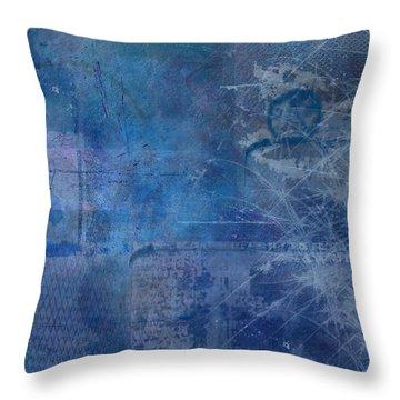 Atlantis Throw Pillow by Christopher Gaston