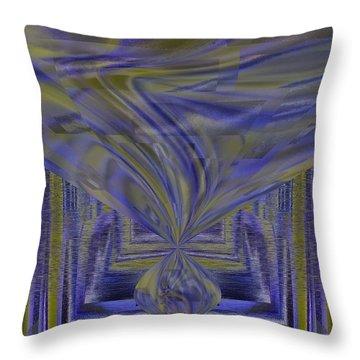 Tempest Throw Pillow by Tim Allen