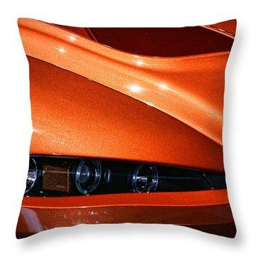 2012 Falcon Motor Sports F7 Series 1  Throw Pillow by Gordon Dean II