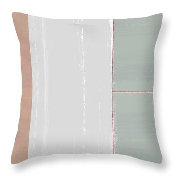 Abstract Light 3 Throw Pillow by Naxart Studio