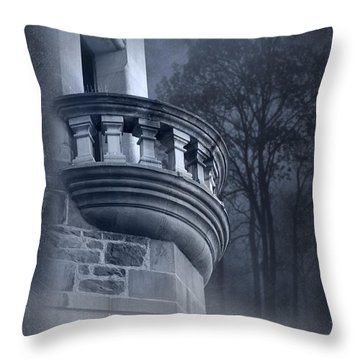 Before 3am Throw Pillow by Svetlana Sewell