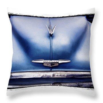 Chevrolet  Throw Pillow by Mauro Celotti