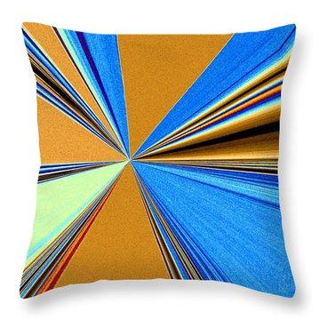 Conceptual 19 Throw Pillow by Will Borden