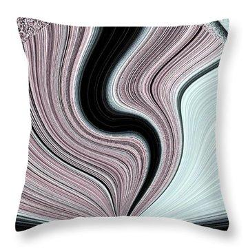 Conceptual 22  Throw Pillow by Will Borden