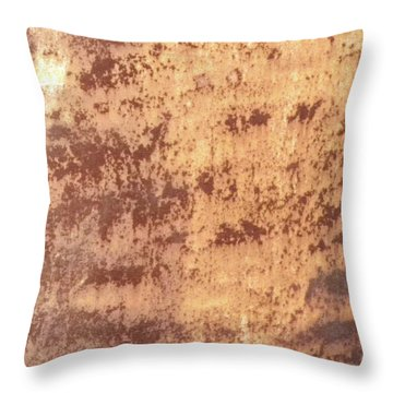 Designed By Time Throw Pillow by Wayne Potrafka