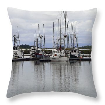 Eponym Throw Pillow by Pamela Patch