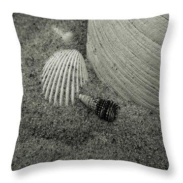 God's Little Treasures Throw Pillow by Trish Tritz