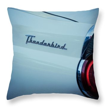 Good Times Throw Pillow by Trish Tritz