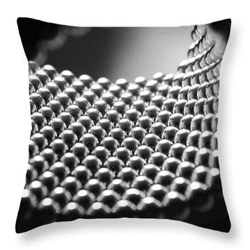 Hypnotize 2 Throw Pillow by Sumit Mehndiratta