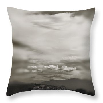 I Dreamed That Love Would Never Die Throw Pillow by Laurie Search