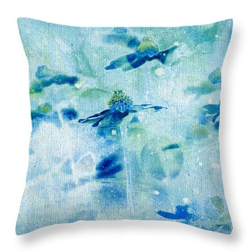 Imagine - M11v09 Throw Pillow by Variance Collections