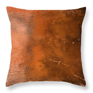 Jubilant Celebration Throw Pillow by Christopher Gaston