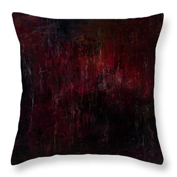 Misunderstood Throw Pillow by Rachel Christine Nowicki