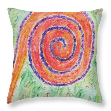 Moments Throw Pillow by Sonali Gangane