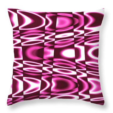 Moveonart Todayinthenews Throw Pillow by Jacob Kanduch